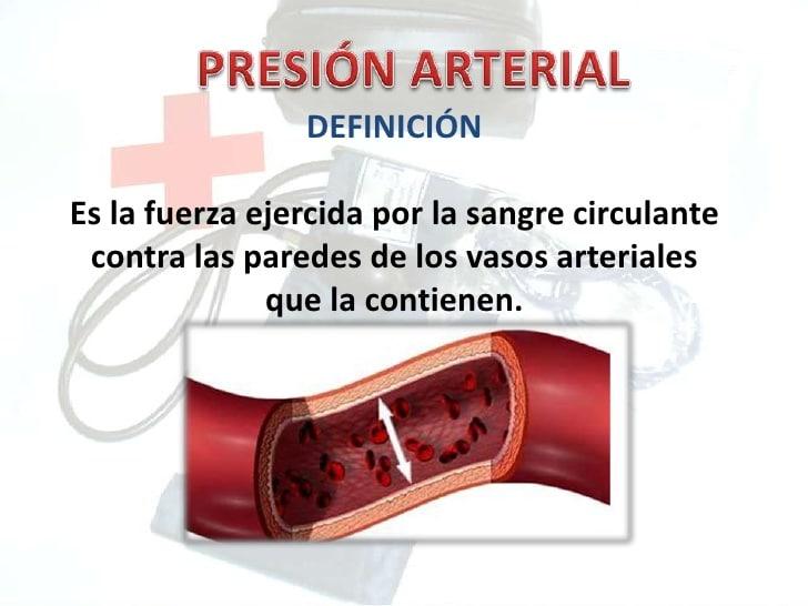 Aprende sobre los tipos de presión arterial y mucho más