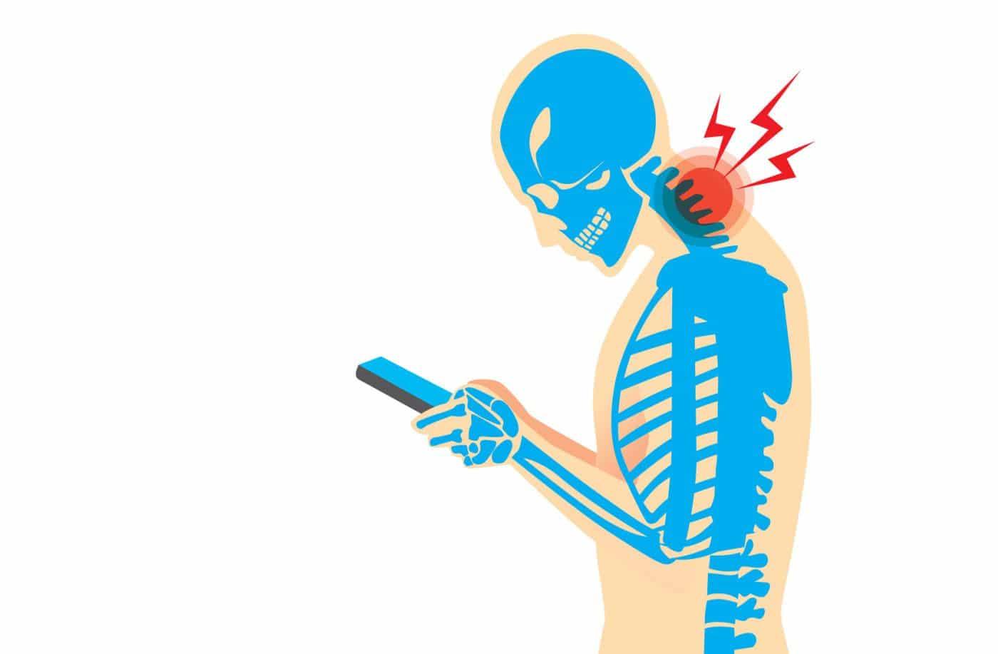 Huesos del cuello: sobresalido, anatomía, sus partes, inflamación y más