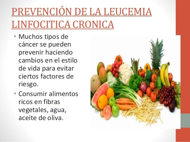 prevención de la leucemia