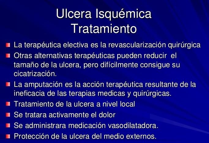 úlceras varicosas