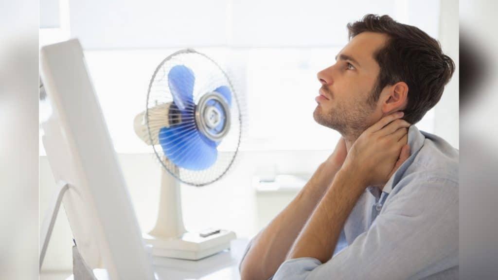 sarpullido por calor