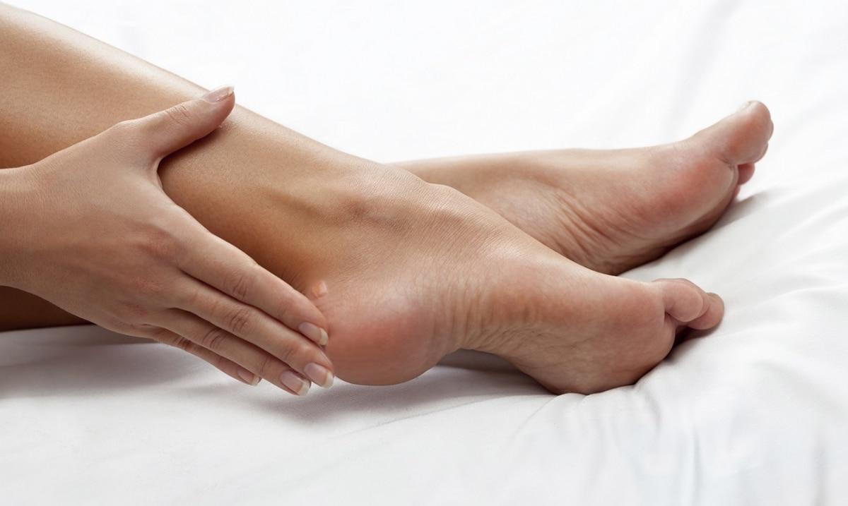 como curar las ampollas en los pies