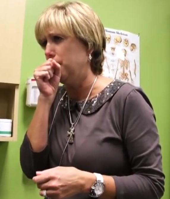 sintomas de Enfisema pulmonar