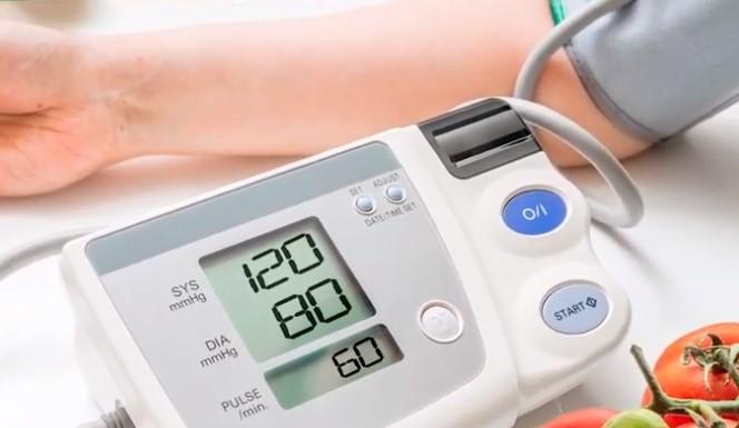 niveles de Presión arterial